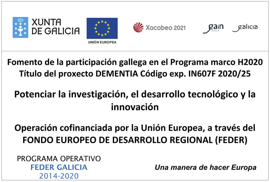 Ayudas para el fomento de la participación gallega en el Programa marco de investigación e innovación de la Unión Europea (Horizon 2020)